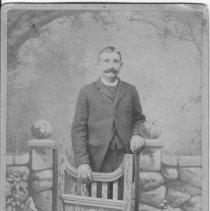 Image of Unidentified Fannin County man