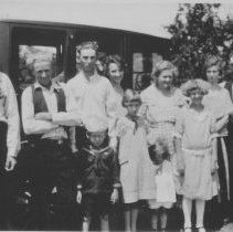 Image of S. E. Stone family - Stone, S. E. Family Collection