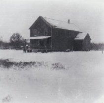 Image of Parker's Red Store 1909