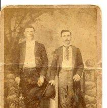 Image of Robert Johnson and Tom KcKee