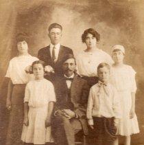 Image of Oscar Fuller Family