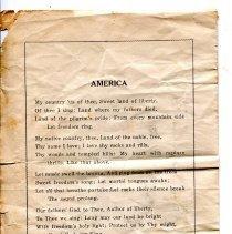 Image of Woodrow Wilson Memorial Program p.2