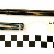 Image of Parker True Blue Fountain Pen