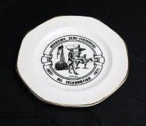 Image of 2017-08-0001 - Plate, Commemorative