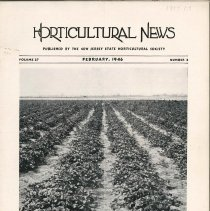 Image of Horticultural News