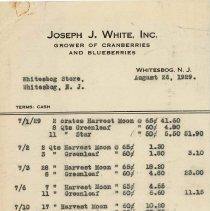 Image of Financial Sheet