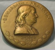 Image of 1932.07.002 - Medal, Commemorative
