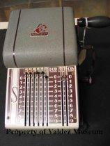 Image of 1978.192.0011 - Machine, Adding