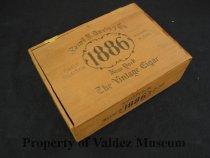 Image of 1989.001.0001 - Box, Cigar