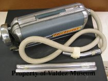 Image of Top View of Vacuum