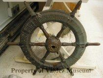 Image of 2002.056.0004 - Wheel, Vehicle Steering