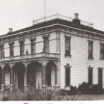 Image of Alvarado Riverside Hotel Photo commercial studio Oakland 1910 - Print, Photographic