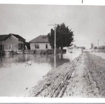 Image of Flooded Streets and Premesis in Alvarado