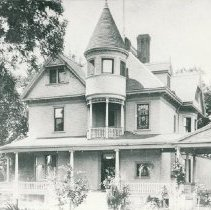 Image of Bunting HOme on Thornton Ave.