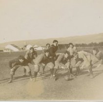 Image of WHS football 1890s