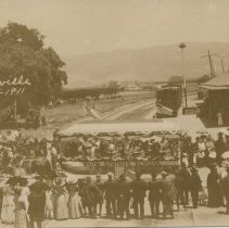Image of July 4 1911 centerville