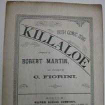 Image of Fiorini, C.(arranger)