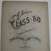 Image of Bradley, Charles W. and Redding, Joseph W.