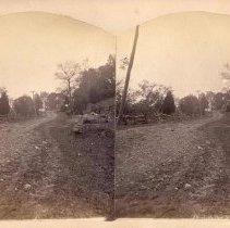 Image of 1-Gateway to Falkner Swamp - 1900