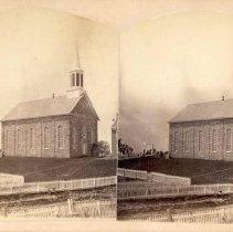 Image of 11-New Hanover Lutheran Church - 1900