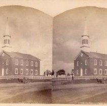 Image of 13-Falkner Swamp Reformed Church - 1900