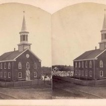 Image of 17-Keelor's Church, Frederick - 1900