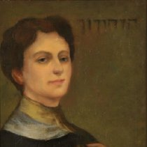 """Image of Carlyle, Florence, """"The Jewess"""""""