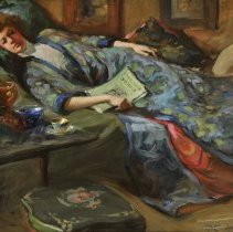 """Image of Carlyle, Florence, """"Reverie"""""""