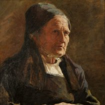 """Image of Carlyle, Florence, """"Une Femme Hollandaise"""""""