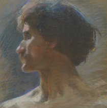 """Image of Carlyle, Florence, """"Brittany Man (Front Pose)"""""""