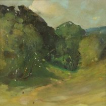 """Image of Carlyle, Florence, """"Landscape"""""""