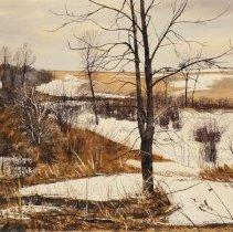 "Image of Hicks, Richard Percy Daniel, ""Edge of Oxford County"""