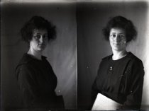 Image of 2004.2.02.84 - Negative, Glass-plate