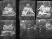 Image of 2004.2.97.467 - Negative, Glass-plate