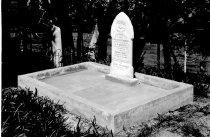 Image of Gravestone of Edwin Stanley Brookes