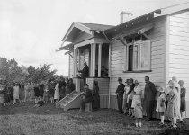 Image of Opening Port Albert Methodist Parsonage