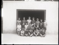 Image of 2004.2.99.314 - Negative, Glass-plate