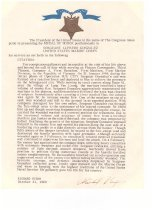 Image of 1981.074.002 - Medal of Honor