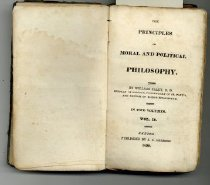 Image of Principles of Moral and Political Philosophy - Paley, William