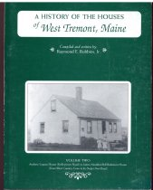 Image of A History of the Houses of West Tremont, Maine