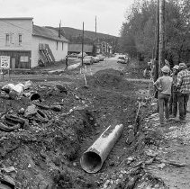 Image of main street project fred smiling, 1976