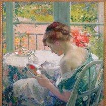 Image of Richard Miller, La Toilette, ca. 1914