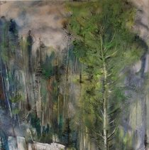 Image of Ben Shute, Edge of Forest, ca. 1963