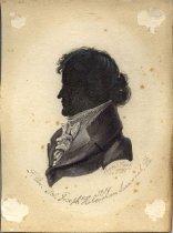 Image of Drawing - Postmaster General Joseph Habersham