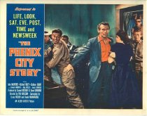 Image of Card, show - The Phenix City Story lobby card