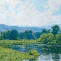 Image of Hugh Bolton Jones, Summer Landscape
