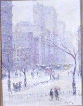 Image of Guy Wiggins, Sherman Square