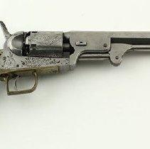 Image of Colt Brevete 1851 Navy Model Percussion Revolver