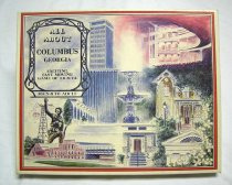 Image of Game - All About Columbus, Georgia board game