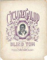 Image of Music, sheet - Cyclone Galop